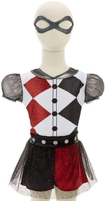 DC Super Hero Girls Everyday Dress-Up Outfit, Harley Quinn