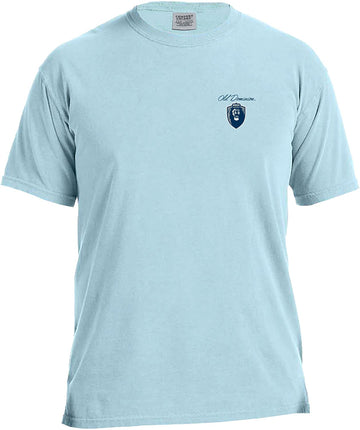 NCAA Marquee Comfort Color Short Sleeve T-Shirt