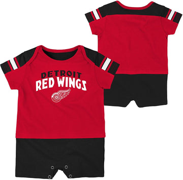 Outerstuff Boys' Little Brawler Jersey Romper