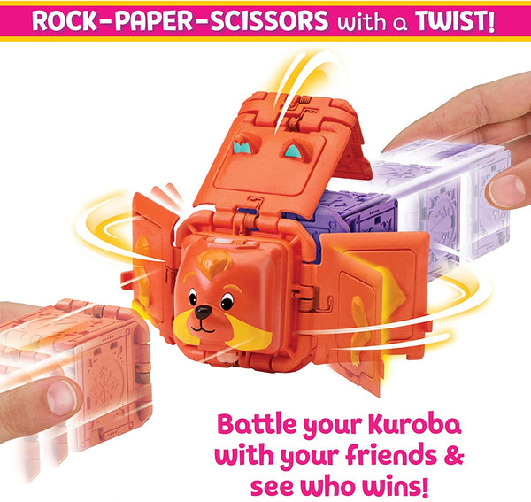 Kuroba! Hootslumber & Spark-Lug Battle Pack