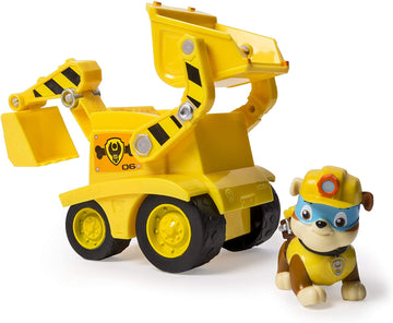 Paw Patrol - Rubble's Dump Truck - Vehicle and Figure
