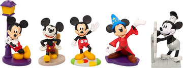 Mickey's 90th Collector Figure Set - Brown Mailer