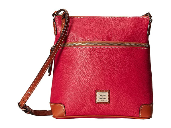 Dooney & Bourke Pebble Leather Crossbody Bag