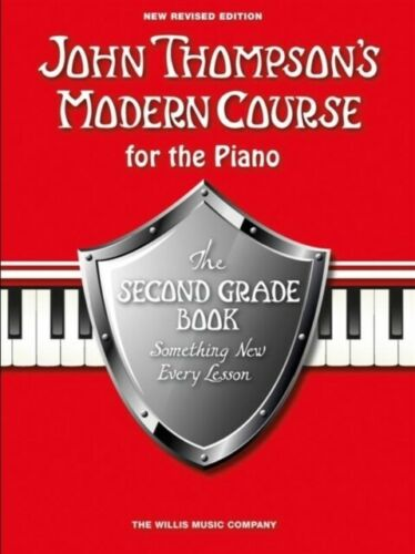 John Thompson's Modern Piano Course: Second Grade