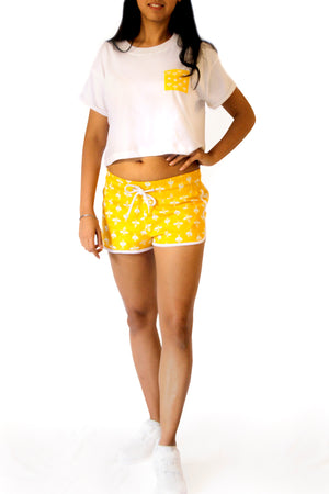 Bumble Bee Tee+Short