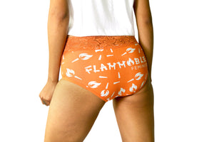 Flammable Hipster With Lace