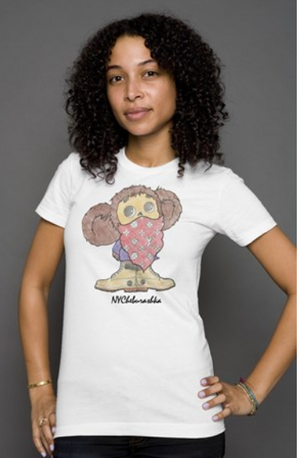 NYCheburashka© Women's Short Sleeve T-shirt