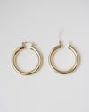 14K Bar Earrings