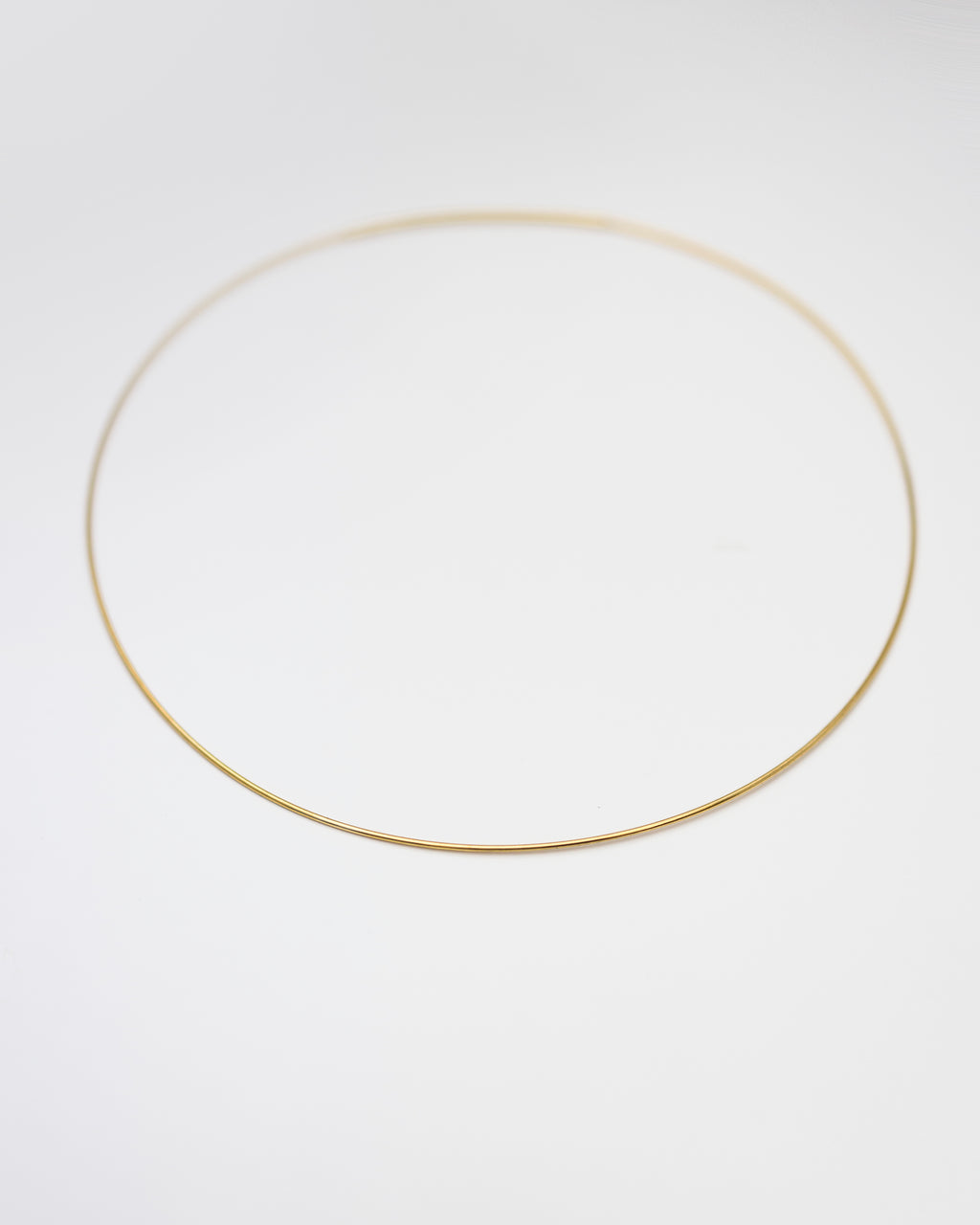 Wire Collar Choker