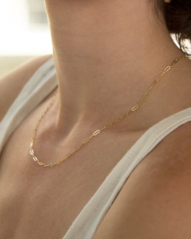 Shinny Double Wrap Necklace