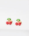 14K Ball Stud Earrings