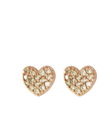 CZ Threader Earrings