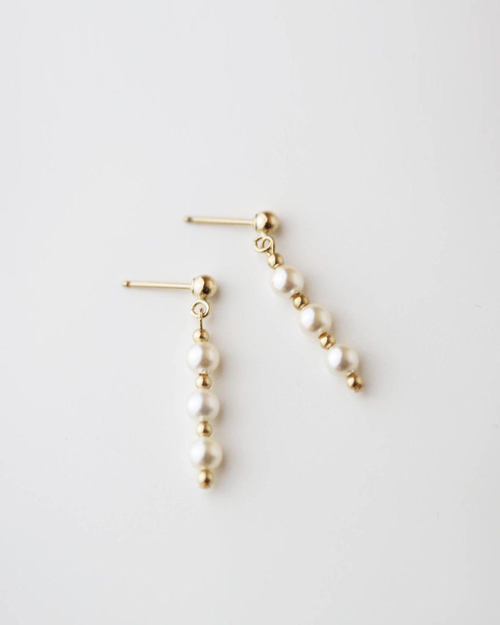 Pearl Beads Earrings