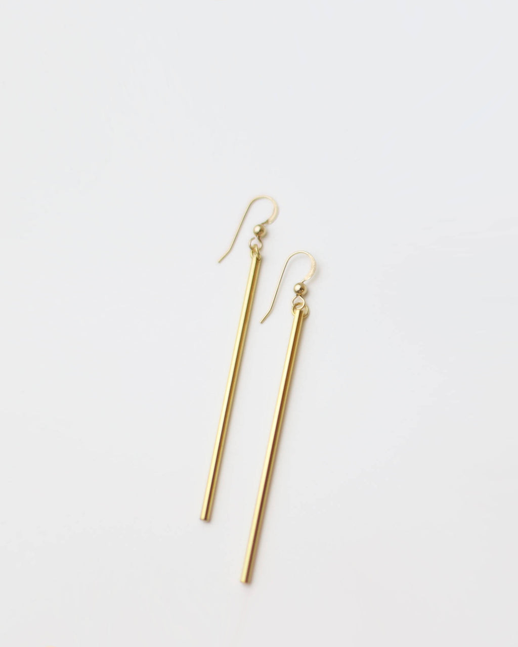 Long Stick Drop Earrings