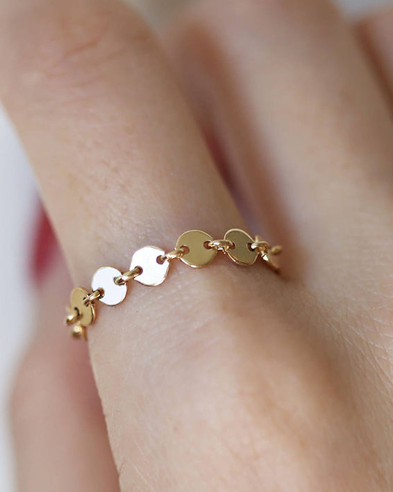 Disc Chain Ring