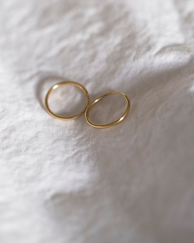 14k Super Dainty Ring
