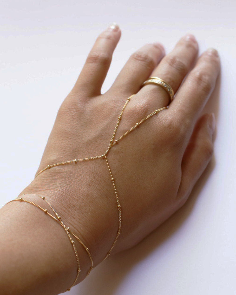 Satellite Hand Chain
