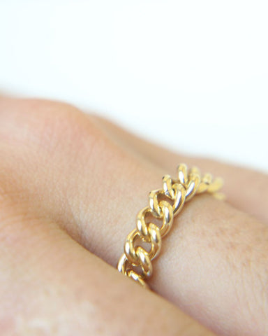 Dainty Box Chain Bracelet