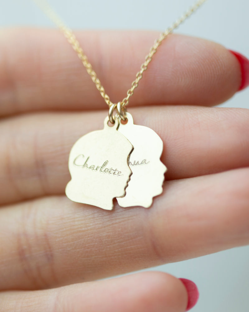 Kid's name Necklace