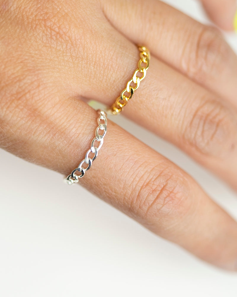 Curb Chain Ring II