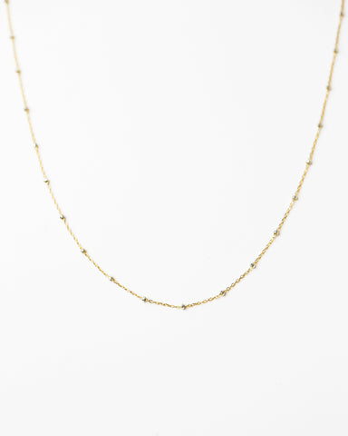 Disc Dangle Lariat