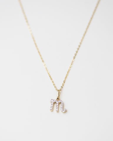 CZ Dangle Choker