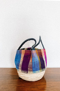 Bag - Handbag - One Of A Kind - Stripe