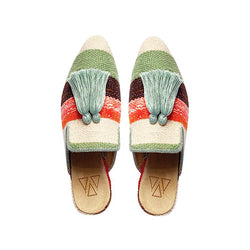 Shoes - Slippers - Green Love