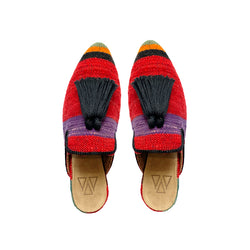 Shoes - Slippers - Red Love