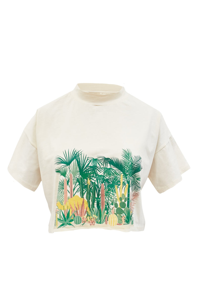 Top - Organic Cotton Tee