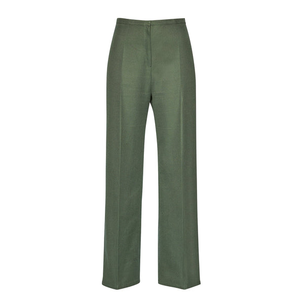 Trousers - Trousers Organic Cotton - Khaki