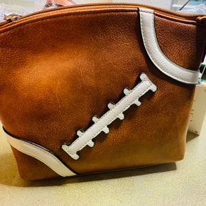 Crossbody Football purse