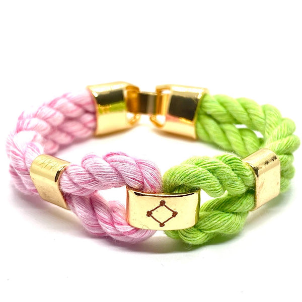 INFINI - CANDY STRIPE/LIME