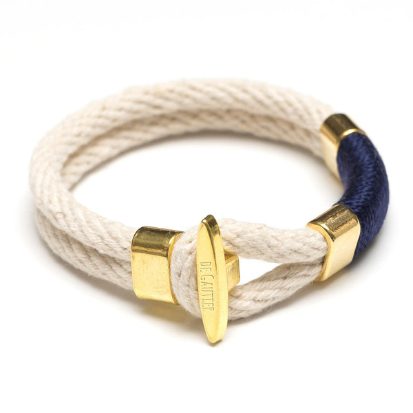 GRIMAUD GOLD - IVORY/NAVY