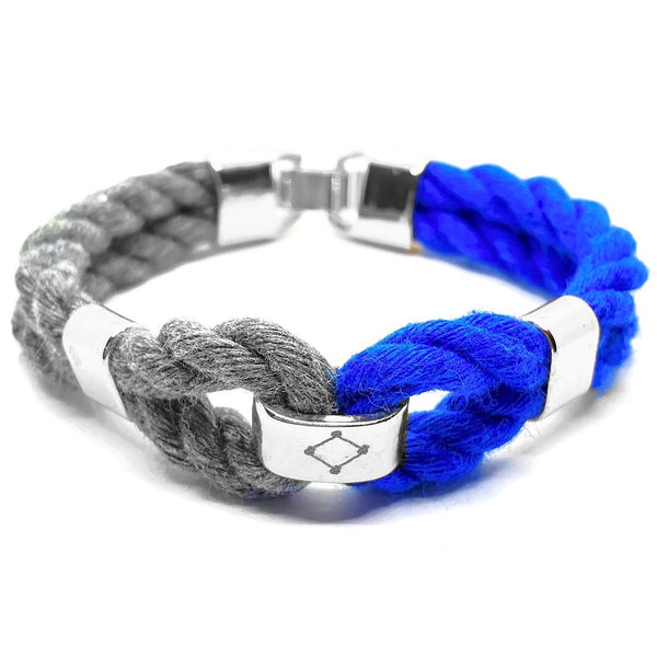 INFINI - GREY/ROYAL BLUE