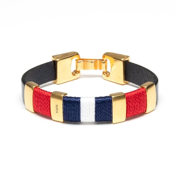 MONACO - NAVY/RED/NAVY/WHITE