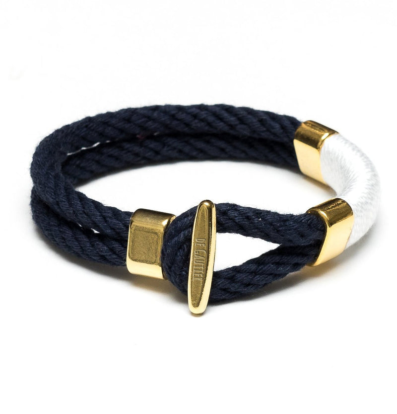 GRIMAUD GOLD - NAVY/WHITE