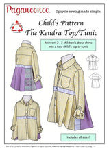 Load image into Gallery viewer, Kendra Top/Tunic, Childs