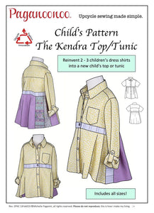 Kendra Top/Tunic, Childs