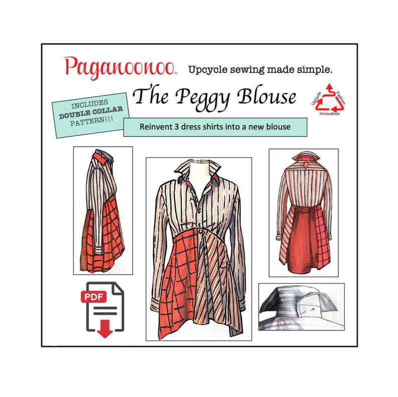 Peggy Blouse