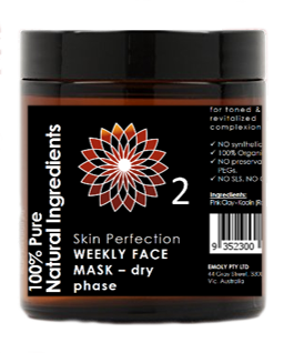 WEEKLY FACE MASK - phase 2