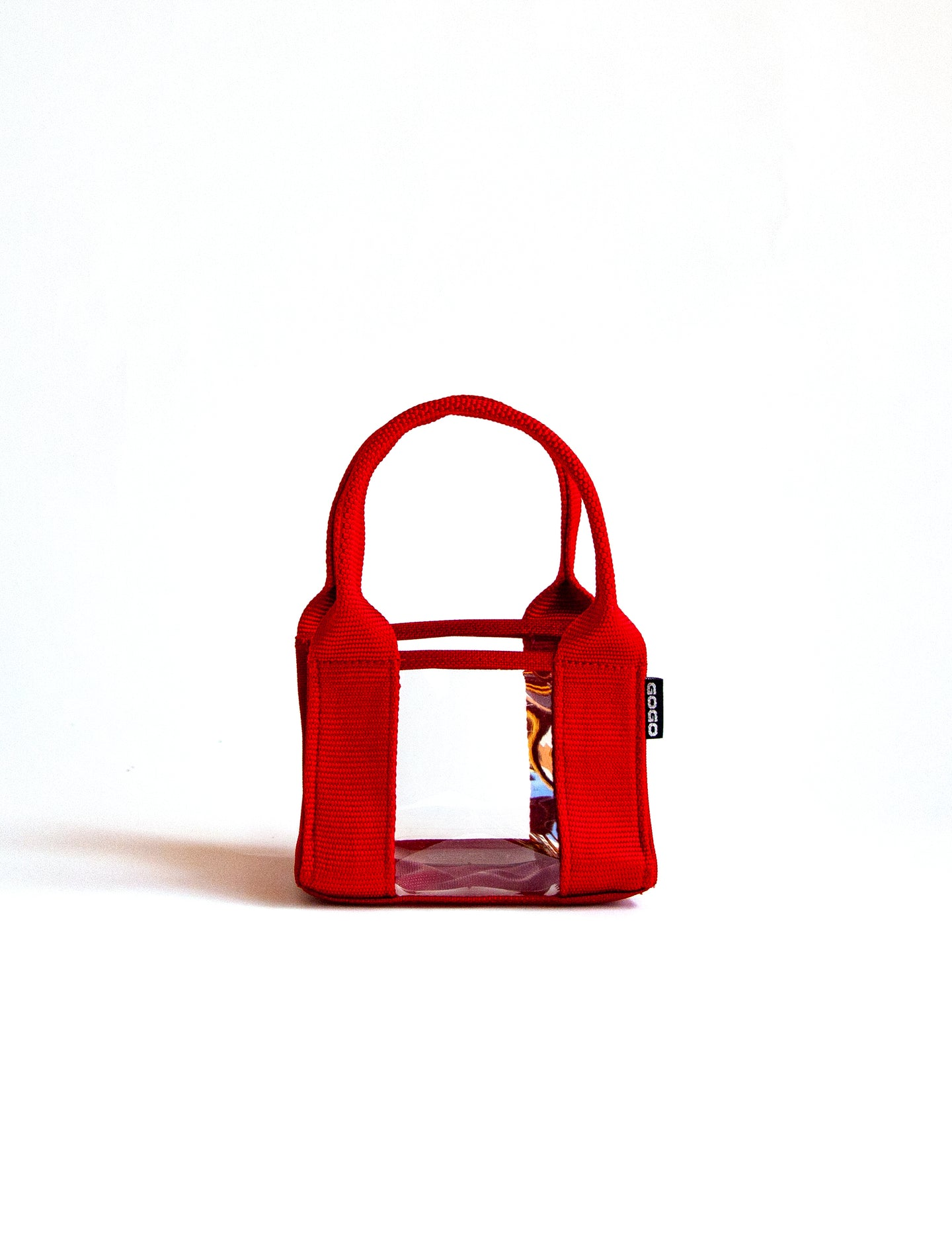 Baby Box Bag in Red