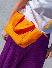 Load image into Gallery viewer, A1 Mini Tote - Tangerine