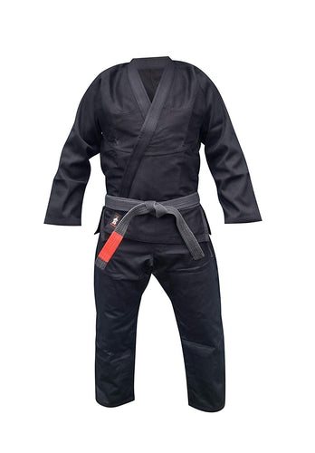Refurbished Your Jiu Jitsu Gear Brazilian Jiu Jitsu Premium 450 Uniform Black