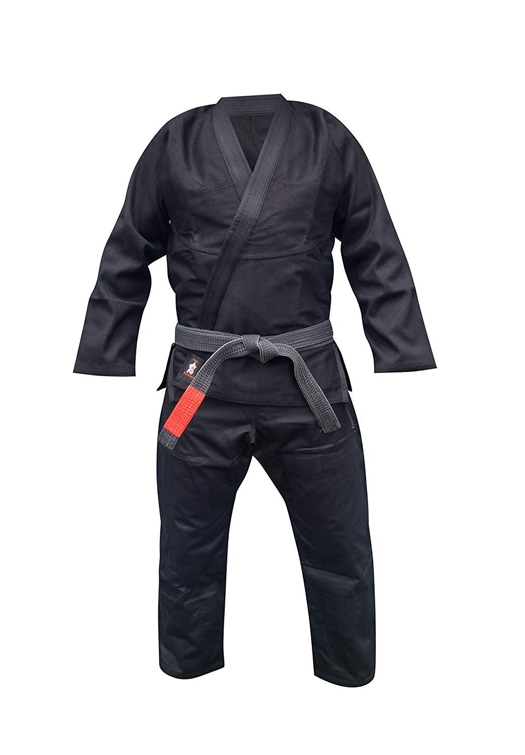 Your Jiu Jitsu Gear Brazilian Jiu Jitsu Premium 450 Uniform Black
