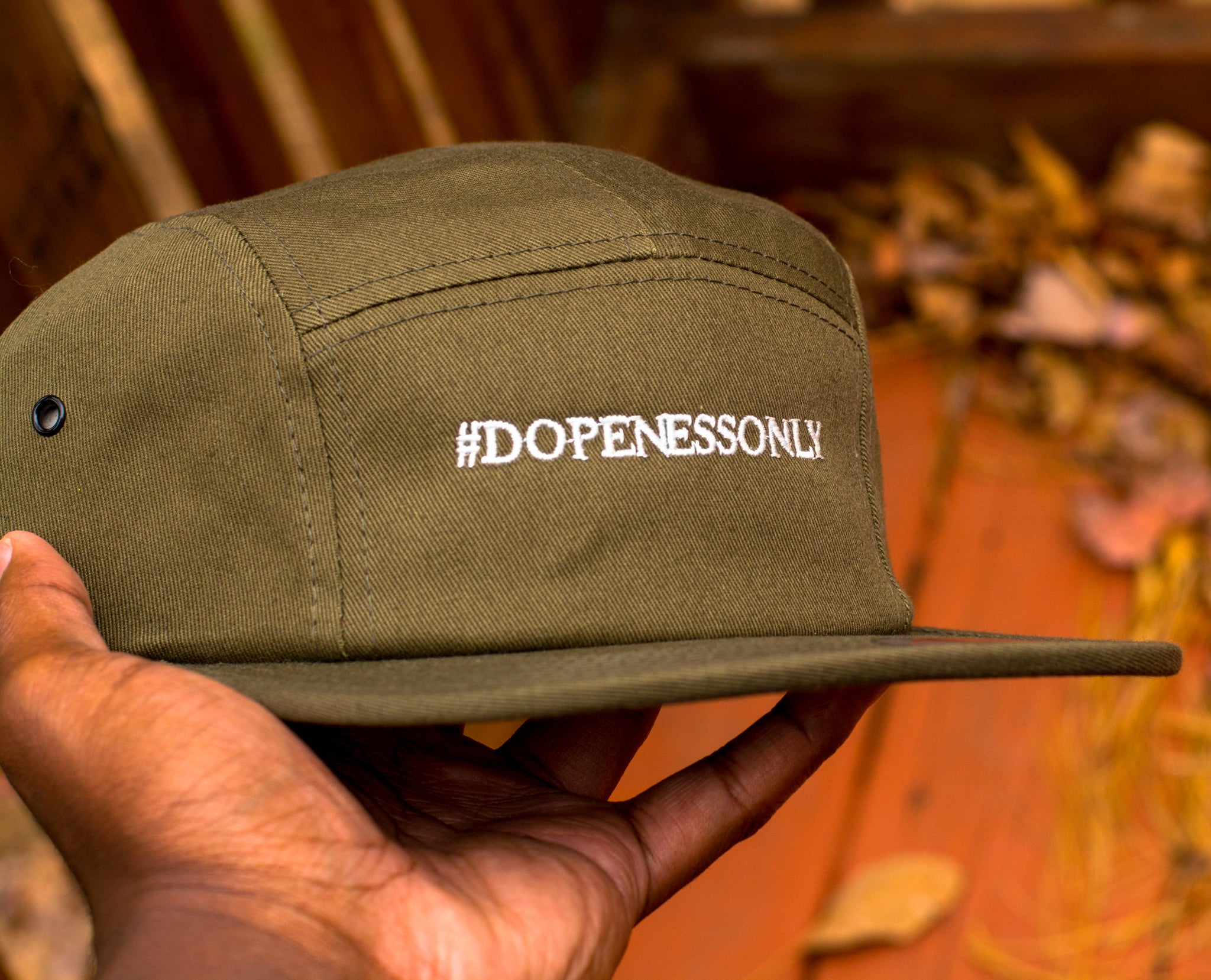 #DopenessOnly 5 Panel Hat