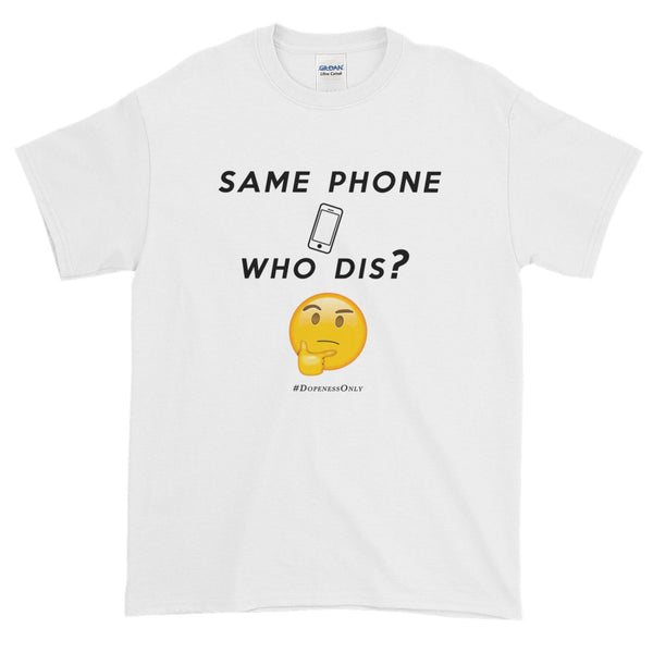 Who Dis Men's T-Shirt