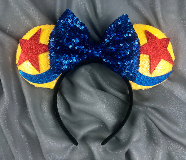 Pixar Ball ears