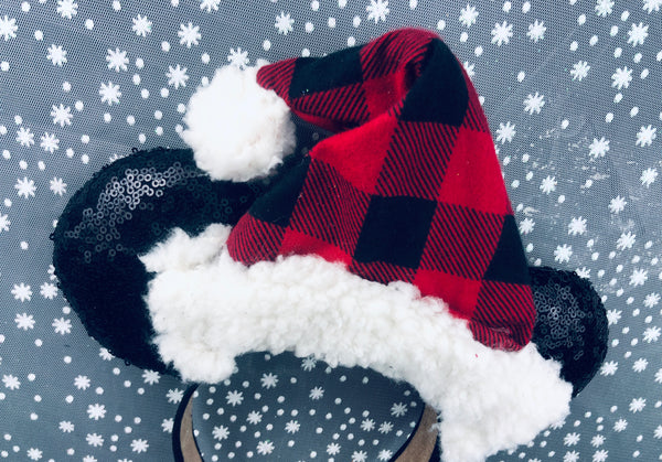 Plaid Hat Ears