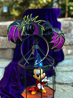 Maleficent Dragon Ears